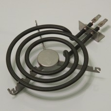 Electric surface burner element