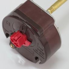 Reset type thermostat