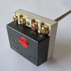 Stem type thermostat