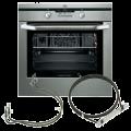 Fan oven elements