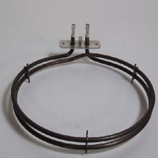 Heating element circular fan oven element