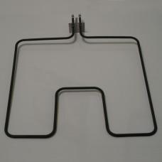 Oven base element